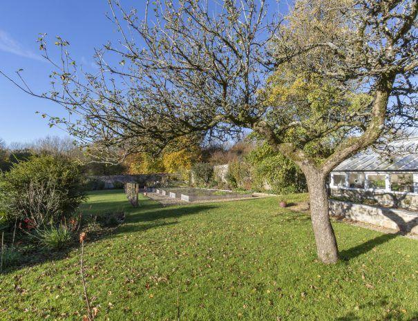Glaneirw Coach House - Garden