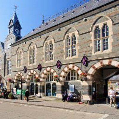 Cardigan town hall